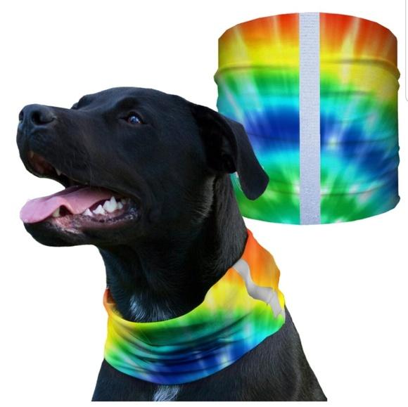 sa COMPANY Other - RAVE Dog Shield Bandana Scarf